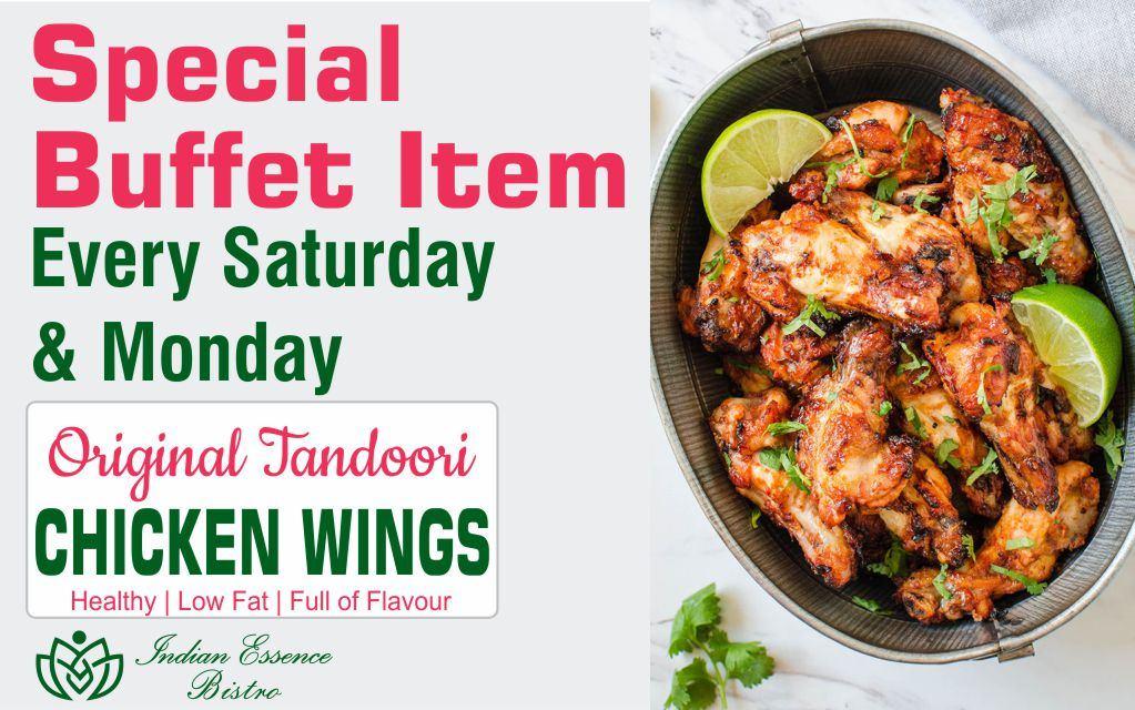 Original Tandoori Chicken Wings